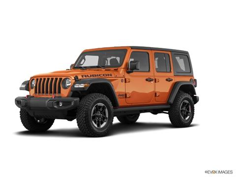 2018 Jeep Wrangler Unlimited for sale in Houston, TX