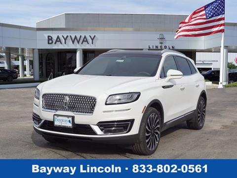 2020 Lincoln Nautilus for sale in Houston, TX