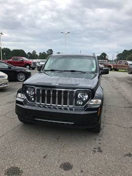 2012 Jeep Liberty for sale in Logansport, LA