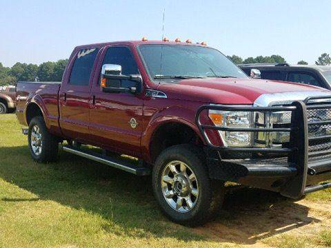 2015 Ford F-350 Super Duty for sale in Logansport, LA