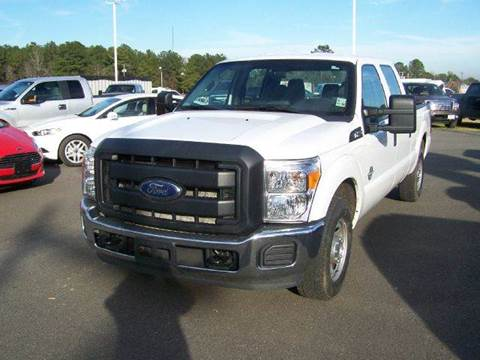 2013 Ford F-250 Super Duty for sale in Logansport, LA