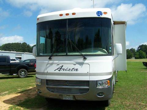 2007 Holiday Rambler Arista for sale in Logansport, LA