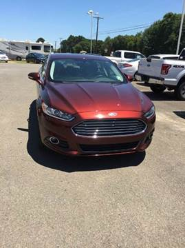 2015 Ford Fusion for sale in Logansport, LA