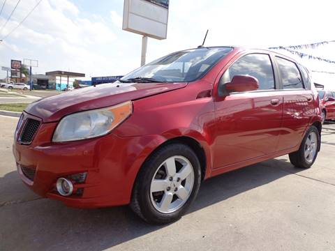 2009 Pontiac G3 for sale in Pharr, TX