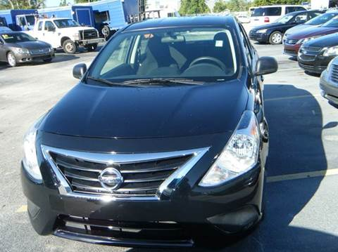 2015 Nissan Versa for sale at A To Z Auto Sales in Apopka FL