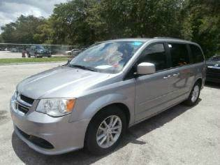 2014 Dodge Grand Caravan for sale at A To Z Auto Sales in Apopka FL