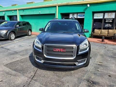 2016 GMC Acadia for sale in Apopka, FL