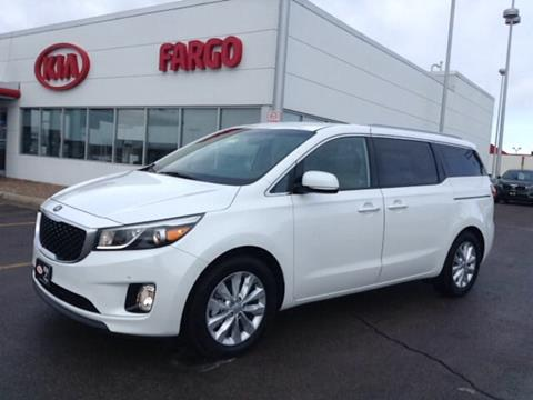 2017 Kia Sedona for sale in Fargo, ND