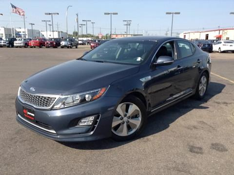 2014 Kia Optima Hybrid for sale in Fargo, ND