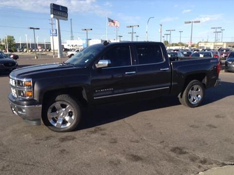 2015 Chevrolet Silverado 1500 for sale in Fargo, ND