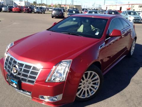 2012 Cadillac CTS for sale in Fargo, ND