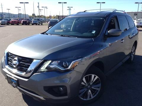 2017 Nissan Pathfinder for sale in Fargo, ND