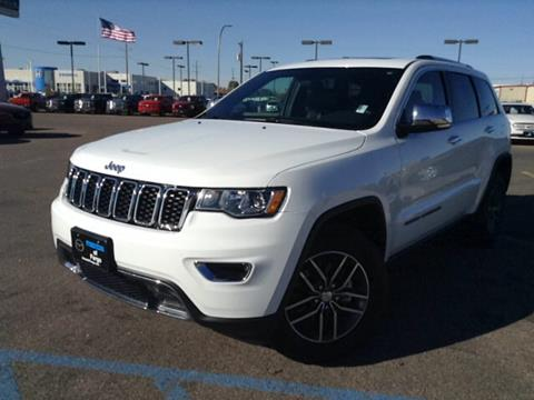 2017 Jeep Grand Cherokee for sale in Fargo, ND