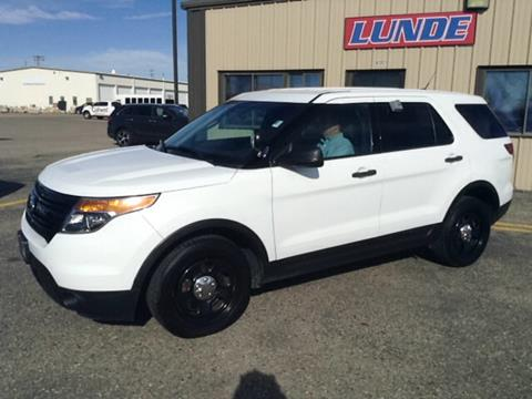 2013 Ford Explorer for sale in Fargo, ND