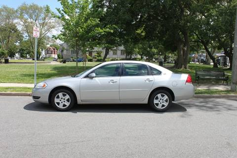 2007 Chevy Impala For Sale >> 2007 Chevrolet Impala For Sale In Clifton Nj
