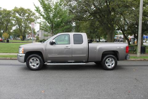 2012 Chevrolet Silverado 1500 for sale at Lexington Auto Club in Clifton NJ