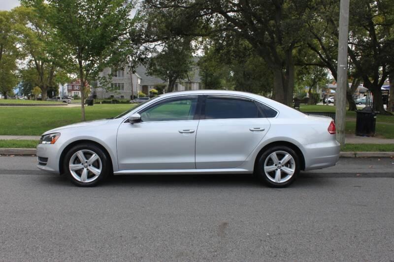 2012 Volkswagen Passat for sale at Lexington Auto Club in Clifton NJ