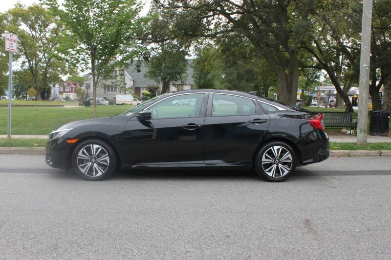 2018 Honda Civic for sale at Lexington Auto Club in Clifton NJ