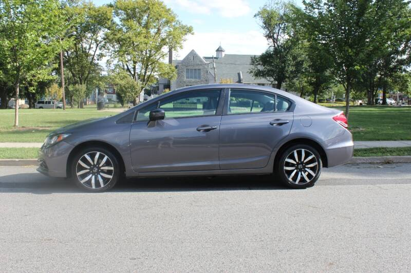 2015 Honda Civic for sale at Lexington Auto Club in Clifton NJ
