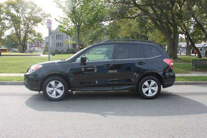 2014 Subaru Forester for sale at Lexington Auto Club in Clifton NJ