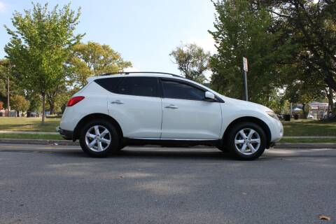 2009 Nissan Murano for sale at Lexington Auto Club in Clifton NJ