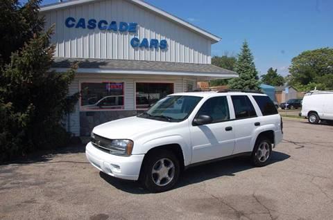 2007 Chevrolet TrailBlazer for sale at Cascade Cars Inc. in Grand Rapids MI