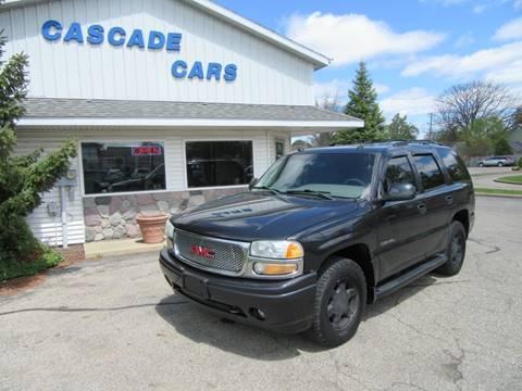 2004 GMC Yukon for sale in Grand Rapids, MI