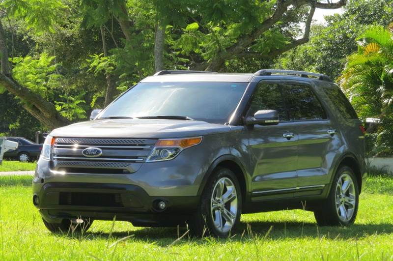 2013 Ford Explorer for sale at DK Auto Sales in Hollywood FL