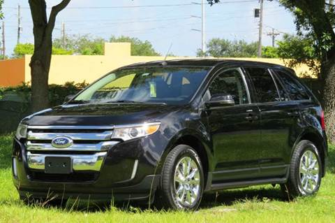 2012 Ford Edge for sale at DK Auto Sales in Hollywood FL