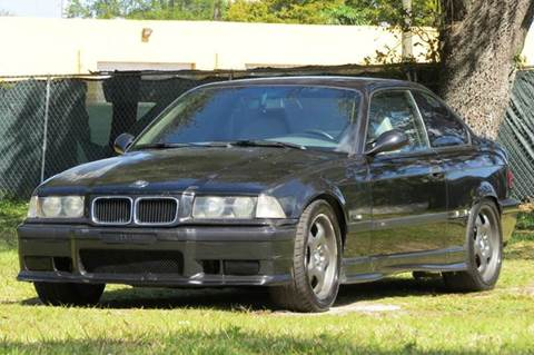 1995 BMW M3 for sale at DK Auto Sales in Hollywood FL