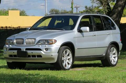 2005 bmw x5 for sale in florida. Black Bedroom Furniture Sets. Home Design Ideas