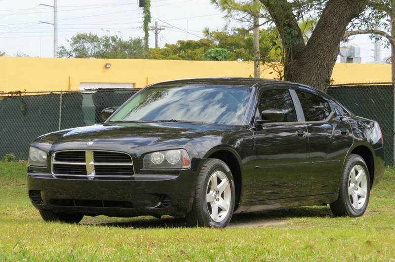 2010 Dodge Charger for sale at DK Auto Sales in Hollywood FL