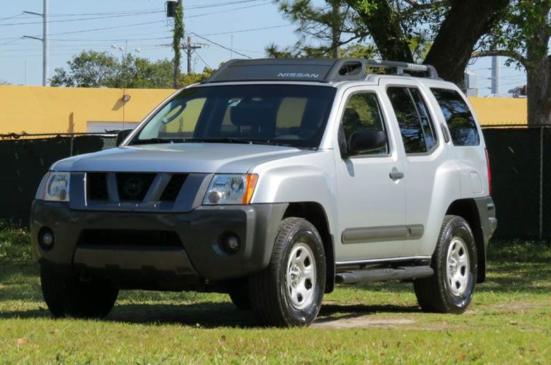 2007 Nissan Xterra for sale at DK Auto Sales in Hollywood FL