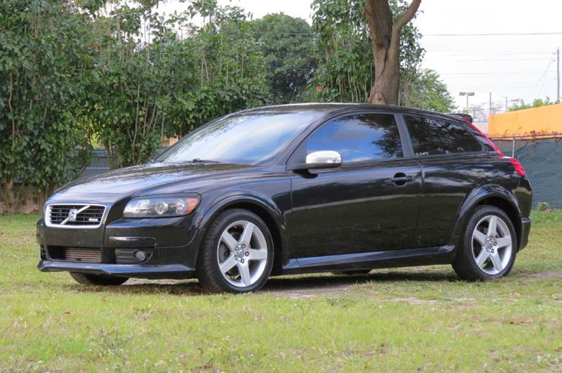2008 volvo c30 t5 version 2 0 r design 2dhatchback in hollywood fl dk auto sales. Black Bedroom Furniture Sets. Home Design Ideas