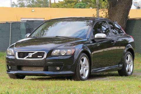 2008 Volvo C30 for sale at DK Auto Sales in Hollywood FL
