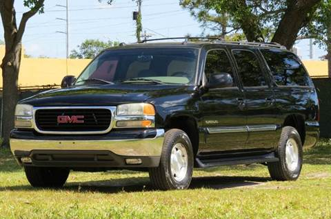 2005 GMC Yukon XL for sale at DK Auto Sales in Hollywood FL