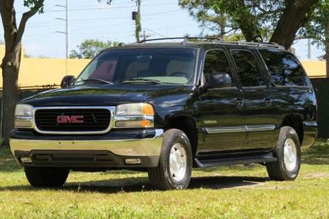 2005 GMC Yukon XL for sale at DK Auto Sales in Hollywood FL