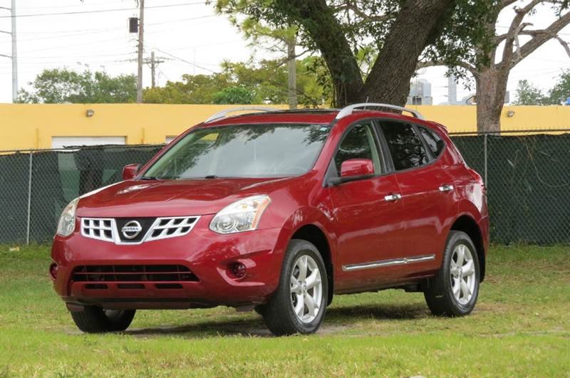 2011 Nissan Rogue for sale at DK Auto Sales in Hollywood FL