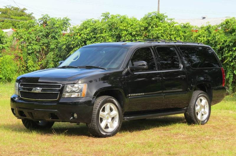 2007 Chevrolet Suburban for sale at DK Auto Sales in Hollywood FL