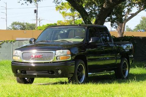 2006 GMC Sierra 1500 for sale at DK Auto Sales in Hollywood FL