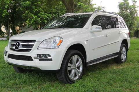 2011 Mercedes-Benz GL-Class for sale at DK Auto Sales in Hollywood FL