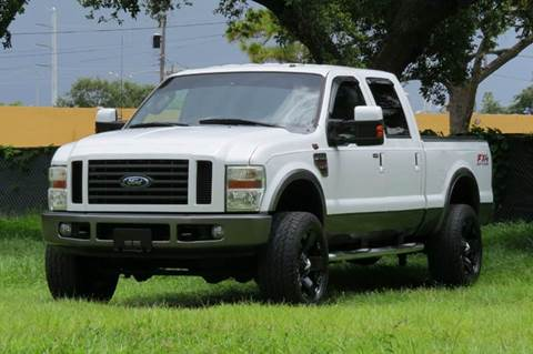 2008 Ford F-250 Super Duty for sale at DK Auto Sales in Hollywood FL