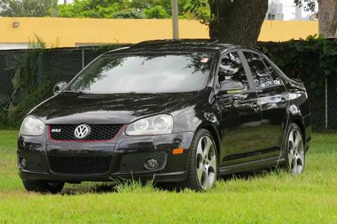 2008 Volkswagen GLI for sale at DK Auto Sales in Hollywood FL