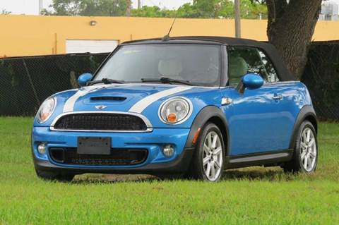 2011 MINI Cooper for sale at DK Auto Sales in Hollywood FL