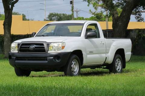 2008 Toyota Tacoma for sale at DK Auto Sales in Hollywood FL