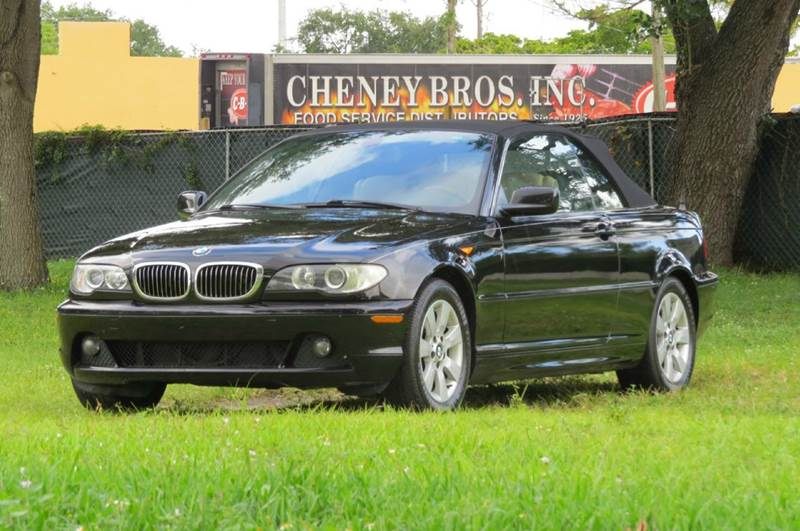 BMW Series For Sale In Miami FL CarGurus - 2006 bmw 325ci convertible