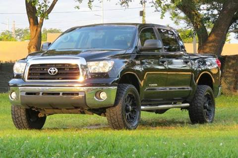 2008 Toyota Tundra for sale at DK Auto Sales in Hollywood FL