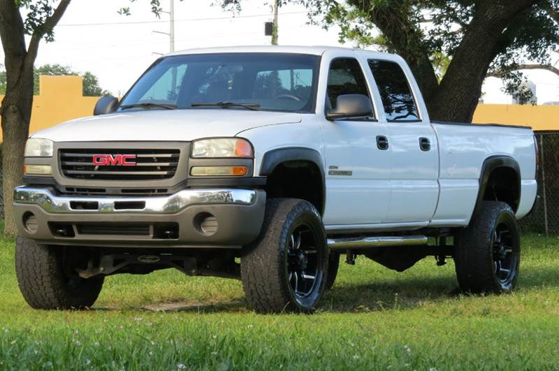 2007 GMC Sierra 2500HD Classic for sale at DK Auto Sales in Hollywood FL