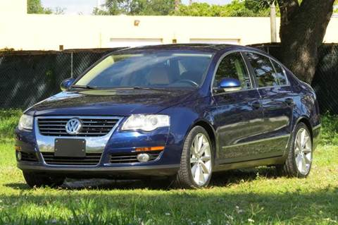 2007 Volkswagen Passat for sale at DK Auto Sales in Hollywood FL
