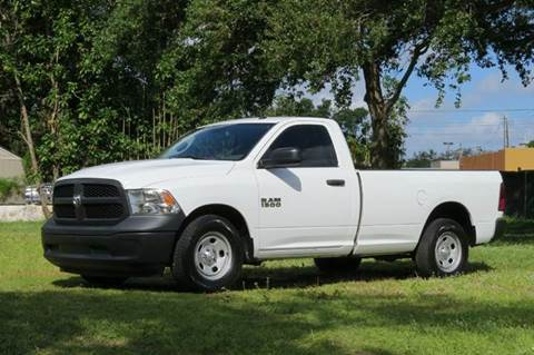 2014 RAM Ram Pickup 1500 for sale at DK Auto Sales in Hollywood FL